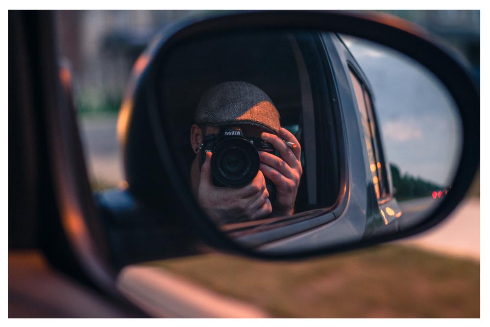 Brandon Marsh Photography Self Portrait Guelph Ontario Canada 2014