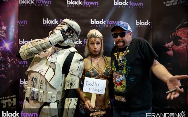 Fan Expo 2014 with Black Fawn Distribution - Photo Review 9