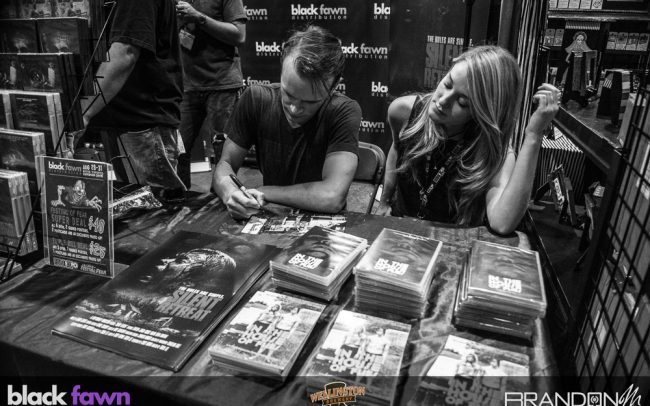 Fan Expo 2014 with Black Fawn Distribution - Photo Review 15