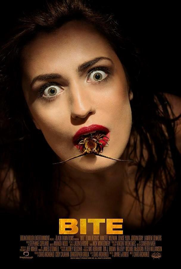 """Bite"" the Movie - First Promo Poster Released"