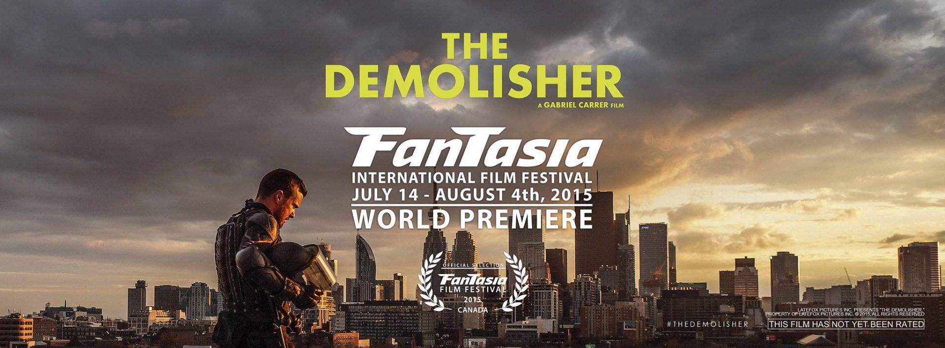 The Demolisher - World Premiere - Fanstasia Film Festival