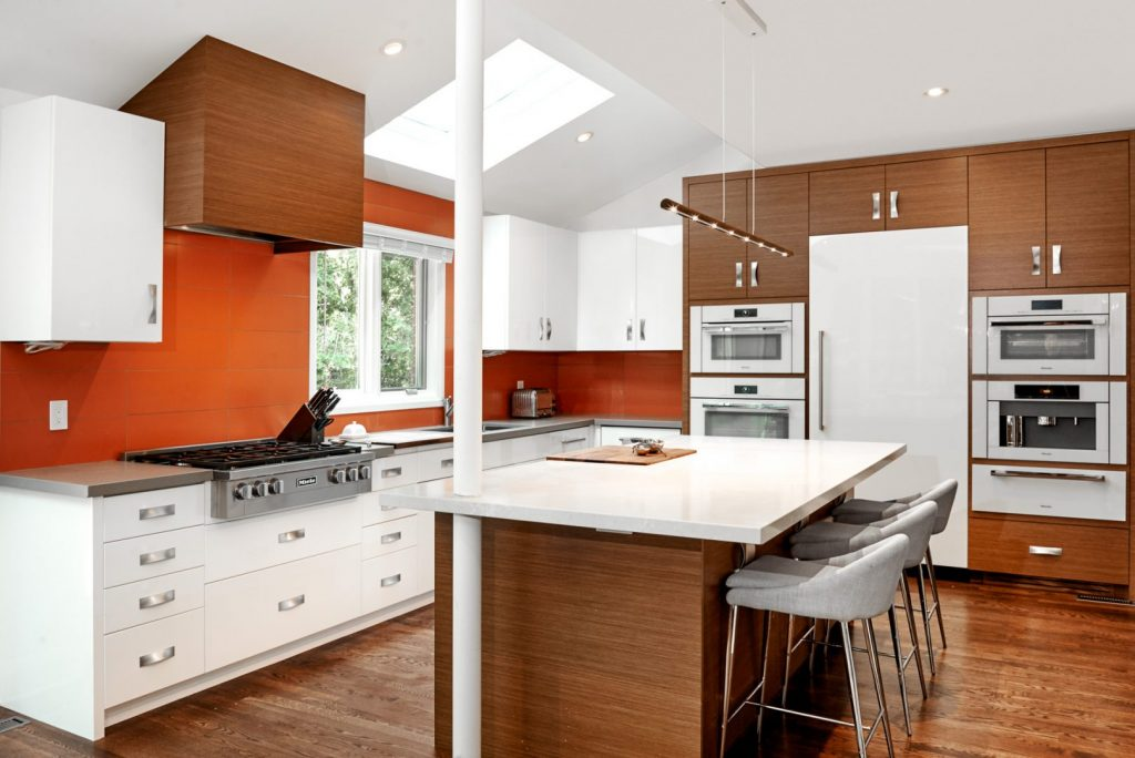 Over The Course Of Summer 2017, We Teamed Up With Barzotti Woodworking Ltd.  To Begin Documenting Some Of Their Kitchens Installs Around Guelph And The  ...