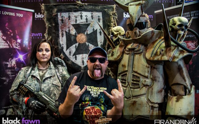 Fan Expo 2014 with Black Fawn Distribution - Photo Review 6
