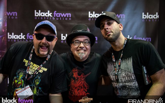 Fan Expo 2014 with Black Fawn Distribution - Photo Review 7