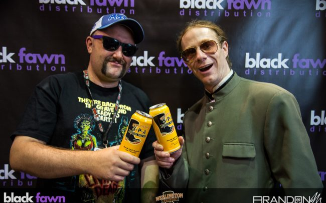 Fan Expo 2014 with Black Fawn Distribution - Photo Review 8