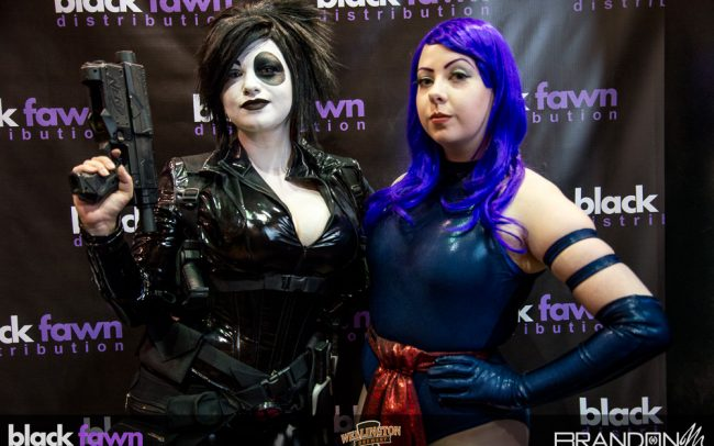 Fan Expo 2014 with Black Fawn Distribution - Photo Review 10