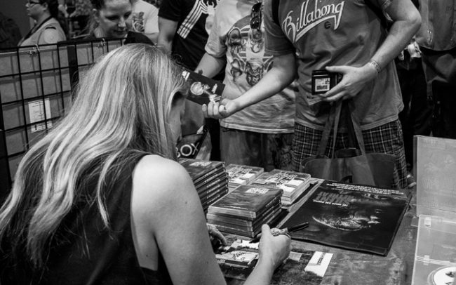 Fan Expo 2014 with Black Fawn Distribution - Photo Review 13