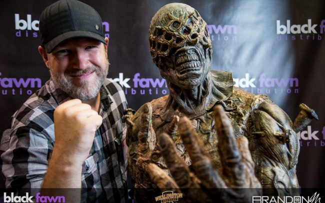 Fan Expo 2014 with Black Fawn Distribution - Photo Review 16