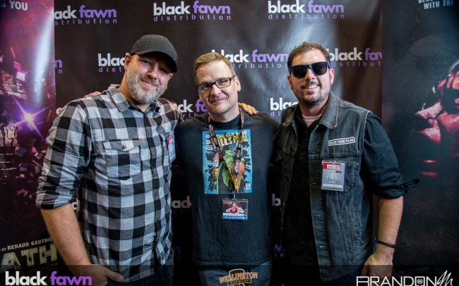 Fan Expo 2014 with Black Fawn Distribution - Photo Review 18
