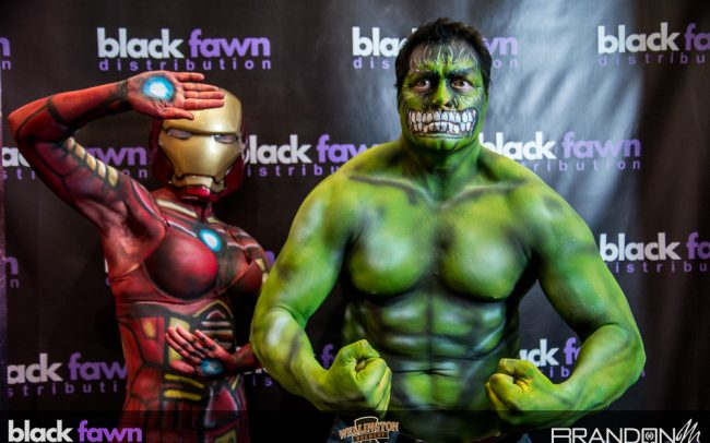 Fan Expo 2014 with Black Fawn Distribution - Photo Review 21