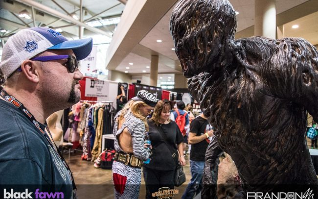 Fan Expo 2014 with Black Fawn Distribution - Photo Review 2