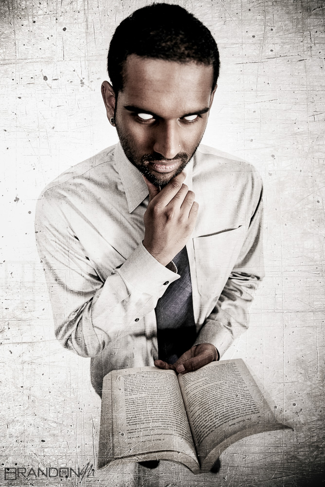 Pras K: Back in the Studio - Promotional Photo shoot